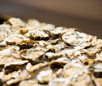 Huîtres à volonté dans nos buffets